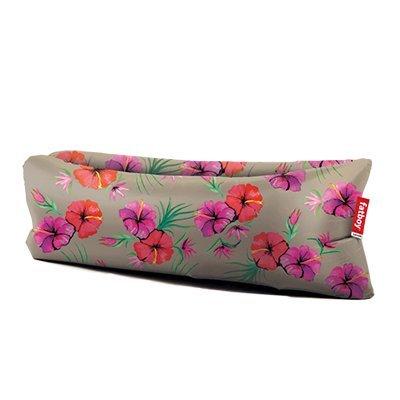 lamzac Fatboy 2.0 Luftsofa Hawaii Brown | Aufblasbares Sofa/Liege in Braun, Sitzsack mit Luft gefüllt | Outdoor geeignet | 200 x 90 x 50 cm