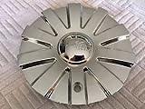 Tyfun 701 Wheel Center Cap NEW CSTF701S-1P SJ903-22 Chrome Rim Middle