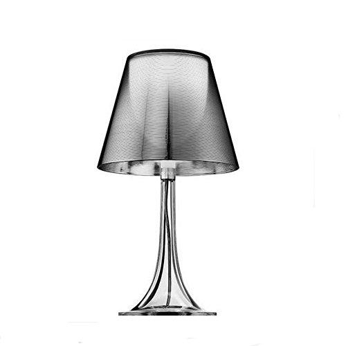 Flos Miss K T Lampe E27, 70W, de poêle en tôle–Argent