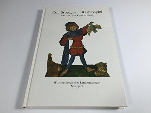 Das Stuttgarter Kartenspiel. Text in deutsch und englisch