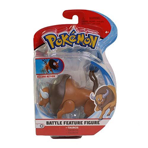 Pokémon 4.5 Battle Feature Figure - Tauros