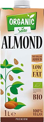 Organic Almond Drink Without Added Sugar 6x 1L (BIO)