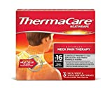 ThermaCare Heatwraps Advanced Neck Pain Therapy, 3 Heatwraps, EXP 10/2020