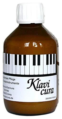 Klavicura reinigings- en onderhoudsmiddel voor piano's en vleugels 500 ml