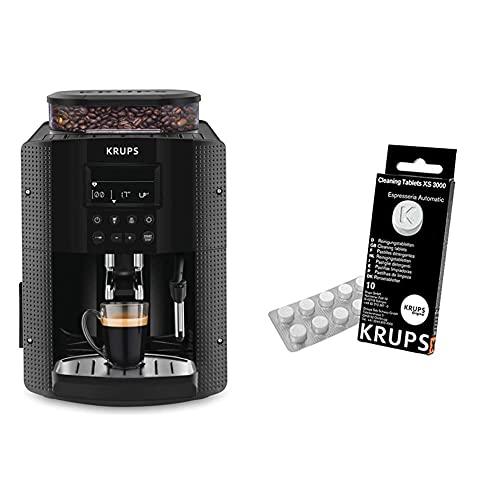 Krups Essential Machine à Café à Grain Machine à...