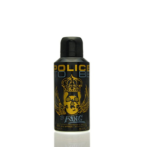 POLICE To Be The King Deospray 150 ml
