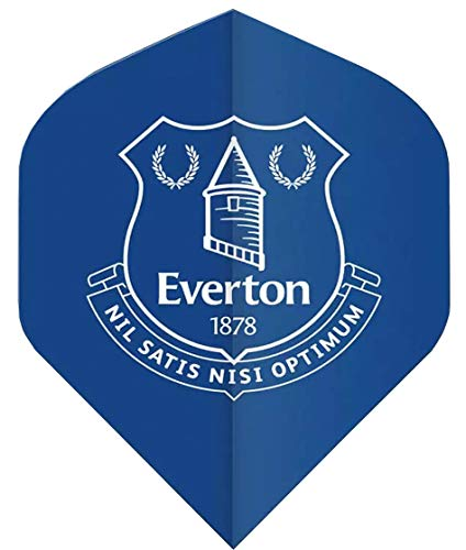 Everton FC Fußball Dart Flights