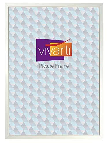 Matt White Box fotolijst, A1-formaat, 59,4 x 84 cm