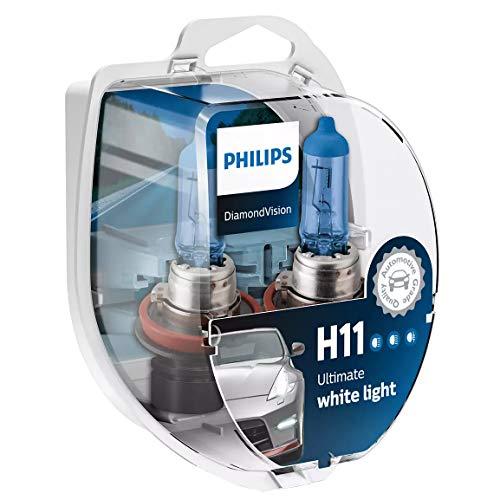 Philips Diamond vision H11 Ampoules de phare avant (pack 2 pcs)