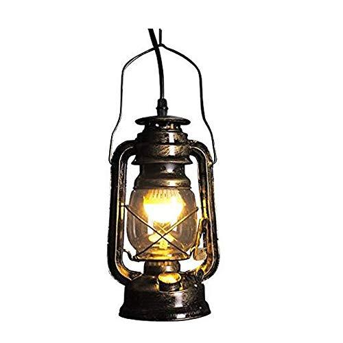 CLX Ingeniously Retro lantaarn olie lamp Creatieve ornamenten wandlamp Voor Binnen En Buiten Barbecue