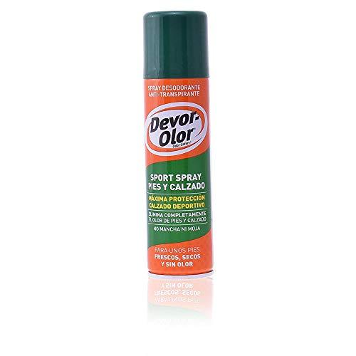 Devor- Olor Spray Sport, Desodorante Pies