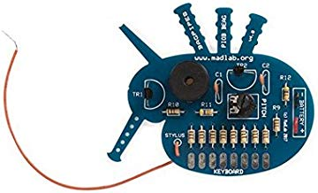 madlab mlp104Electronic Kit de gaita, 1W, 1V