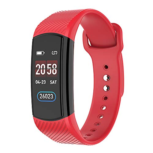 Strong Durable Best Bakeey HD Color Display Heart Rate Blood Pressure Monitor Smart Watch Long Standby Wristband