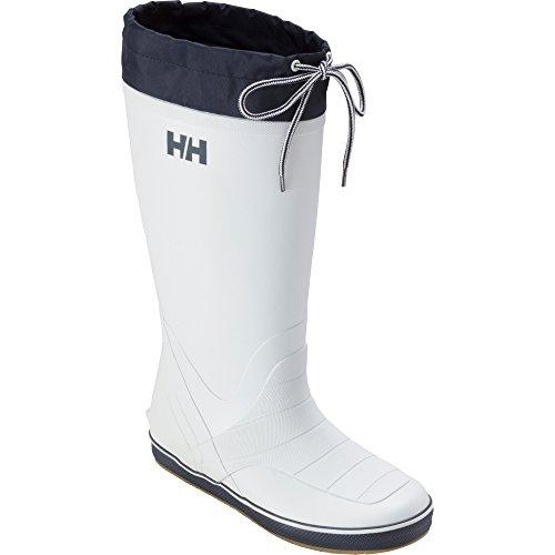 [ヘリーハンセン] レインブーツ Helly Deck Boots メンズ ホワイト medium