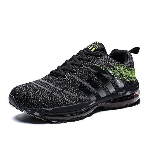 None/Brand Zapatillas de correr para hombre y mujer, para actividades al aire libre, para trail y atletismo., color, talla 42 EU