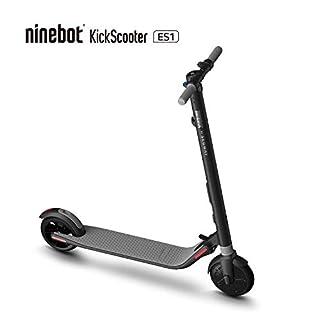 Segway Ninebot ES1 Folding Electric Kick Scooter, Dark Grey (2018 Version) (B074WZGL8P) | Amazon price tracker / tracking, Amazon price history charts, Amazon price watches, Amazon price drop alerts