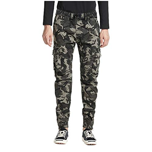 Fantastic Prices! Corriee Mens Hiking Pants Adventure Outdoor Camouflage Trousers Fishing Travel Mou...