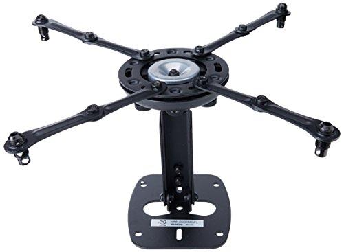 Viewsonic Universal Ceiling Mount Kit (WMK-005) Schwarz Flachbildschirm-Deckenhalter