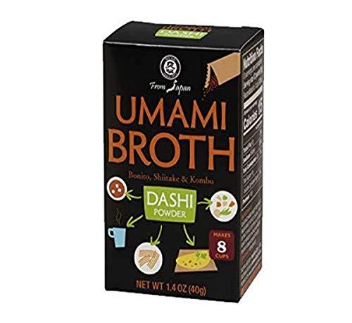 Muso From Japan Umami Broth Dashi Powder Bonito, 6 Count