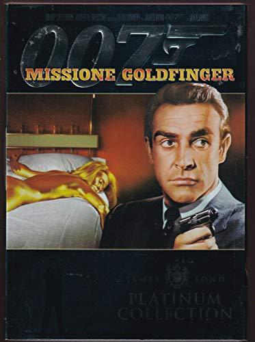 EBOND 007 Missione Goldfinger DVD Editoriale
