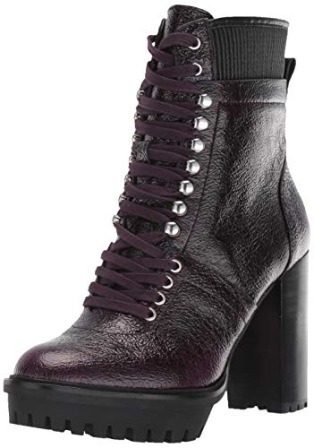 Vince Camuto Women's Ermania Fashion Boot, Dkred 02, 10