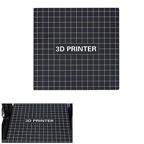 ILS – 400 x 400 mm – opwarmtijd – ideaal voor het gebruik van 3D-printers.