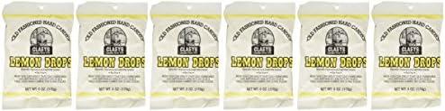 Honeydukes lemon drops