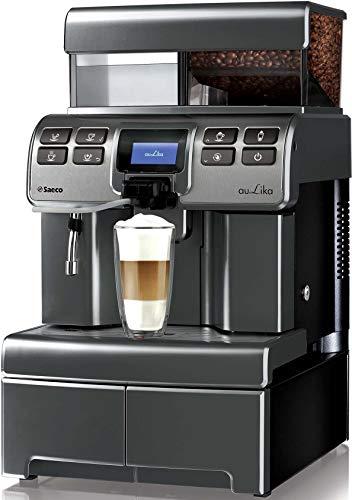 Saeco Aulika TOP HSC V2 automatyczny ekspres do kawy antracyt, 10005234, czarny