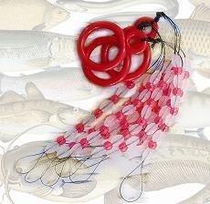 Paladin - Tapón de pesca (270 unidades, silicona, tamaño pequeño)