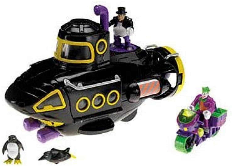 Imaginext Exclusive Penguin Submarine with Joker