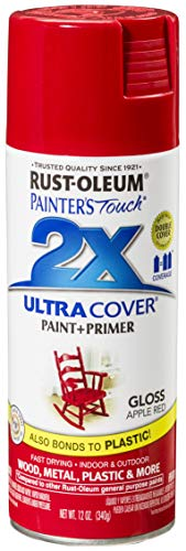 RUST-OLEUM Painter's Touch 2X Ultra Cover Spray Paint and Primer