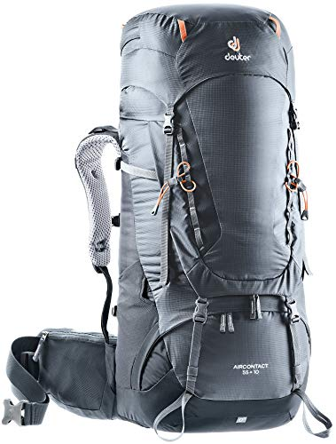 deuter Aircontact 55+10 Sac à dos de trekking