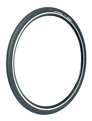 Hutchinson Black Mamba CX Pneu de vélo Adulte Unisexe, Noir, 700x32