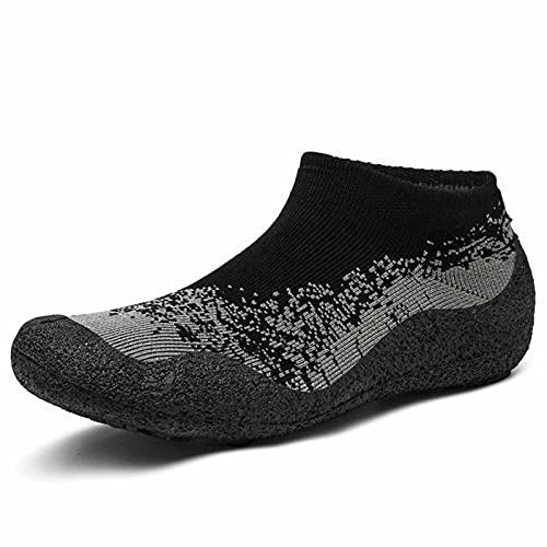 Calcetines, Zapatos De Yoga, Pareja, Al Aire Libre, Vadeando Río Arriba, Zapatos, Cinta De Correr Plegable, Zapatos De Fitness, Gris,5.5~6.5