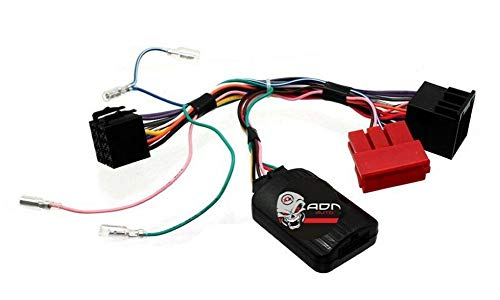 Interface Commande au volant KI2J compatible avec Kia 09-12 Mini-ISO Sans ampli JVC