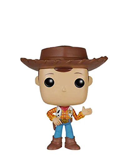 Funko Pop! Disney – Toy Story 20th Anniversary – Woody #168 Vinyl Figure 10 cm