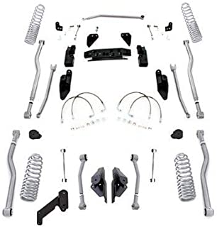 Rubicon Express JK4443 Extreme Duty 4-Link Long Arm System