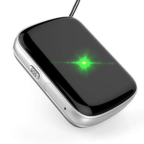 BINDEN Rastreador GPS A21 Resistente al Agua IP67, Seguimiento Minuto a Minuto, Ideal para Niños,…
