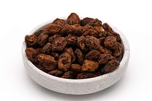 """Raisins secs """"Manucca"""" BIO 1 kg Fairtrade, de commerce équitable Max Havelaar, d'Ouzbékistan, biologiques, gros calibre, avec 2 - 3 graines comestibles , crues, sans huile, sans huile ajouté 1000g"""