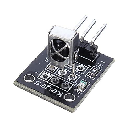 Módulo electrónico Módulo Sensor-022 KY transmisor de infrarrojos IR for A-r-d-u-i-n-o - productos que funcionan con placas A-r-d-u-i-n-o oficiales 10Pcs Equipo electrónico de alta precisión
