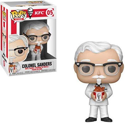 Pop KFC Colonel Sanders Vinyl Figure