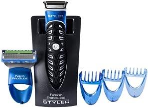 Gillette All Purpose Styler: Beard Trimmer, Fusion Razor & Edger for Men (Frustration Free Packaging)