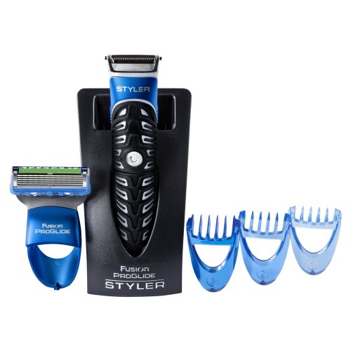 Gillette All Purpose Styler: Beard Trimmer, Fusion Razor & Edger for Men