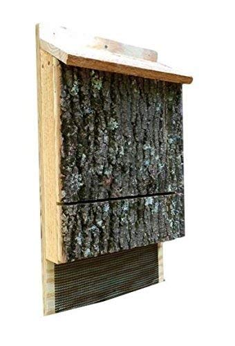 OBC Endorsed Single Chamber Bat House Approved by The Org. for Bat Conservation