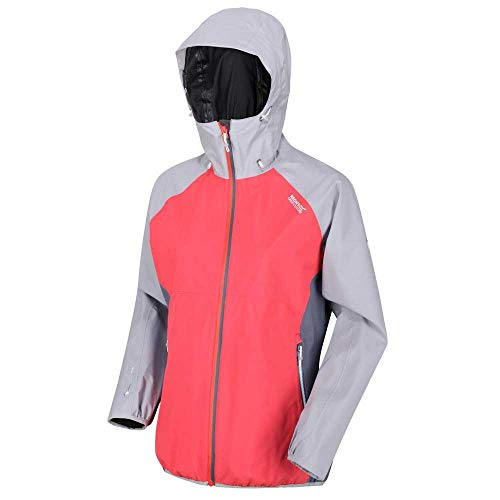 Regatta Womens Imber III Waterproof Lightweight Durable Coat