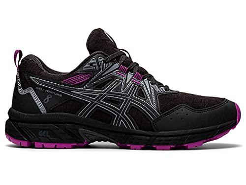 ASICS Women's Gel-Venture 8 Running Shoes, 6, Graphite Grey/Metropolis