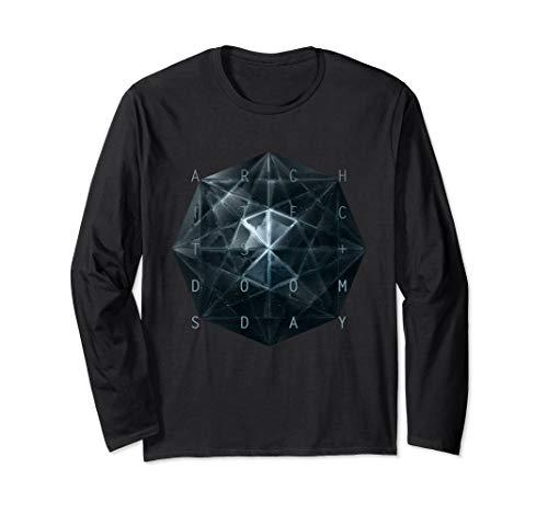 Architects UK - Doomsday - Official Merchandise Langarmshirt