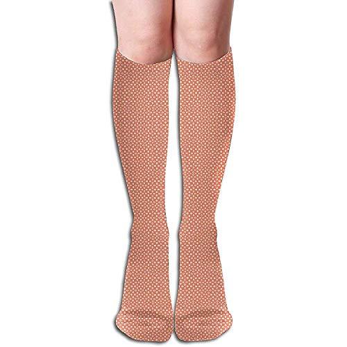 ulxjll Stocking Hay June Long Socks Kompressionsstrümpfe Damen Kniestrümpfe Athletic Socks 50Cm