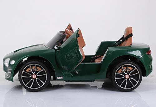 RC Auto kaufen Kinderauto Bild 2: Bentley Elektro Kinderauto / Ledersitz / 2 x 390 Motor / 2 x 6V4AH Batterie / Modell 2018*