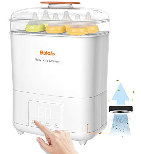 Bololo Baby Bottle Electric Steam Sterilizer and Dryer Product Image